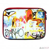 "CANYON CNL-NB04C Laptop Case Sleeve 13.3"", Graffiti Limited Edition"