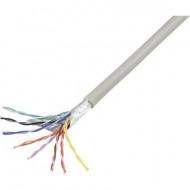 Telefonkábel J-Y(ST)Y 8 x 2 x 0.28 mm² szürke, Conrad 93030c264 10 m