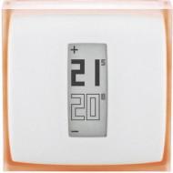 Vezeték nélküli helyiség termosztát Fali 7  30 °C Netatmo NTH01-DE-EC