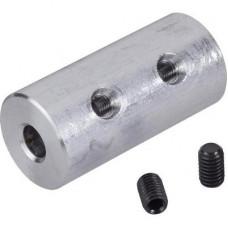 Reely Navy-Direkt alumínium tengelykapcsoló 12 x 25 mm