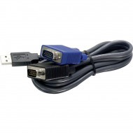 6-FEET USB KVM CABLE FOR TK-803R/1603R