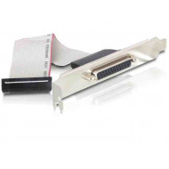 DELOCK PCI Express card 2 x serial. 1 x parallel