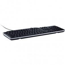 DELL KB-522 Wired Business Multimedia USB Black Multimédia,Black,USB,HUN