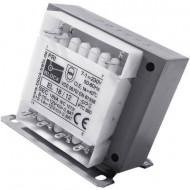 Biztonsági transzformátor - EL 18/9 2 x 9 V Block
