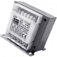 Biztonsági transzformátor 2 x 18 V Block EL 28/18