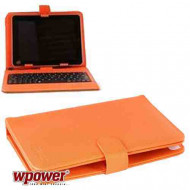 "Taska  7"" Wpower Tablet tok+billnarancsTBAC0024O-7"