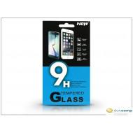 Haffner Apple iPhone 5/5S/SE üveg képernyővédő fólia - Tempered Glass - 1 db/csomag PT-3269
