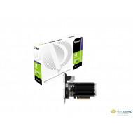 PALIT GeForce GT 710, 2GB SDDR3 (64 Bit), HDMI, DVI, D-Sub NEAT7100HD46H