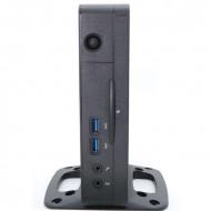 Clientron Vékony kliens K800, 1.6 GHz, DualCore, 2GB RAM, 16GB SSD, Linux