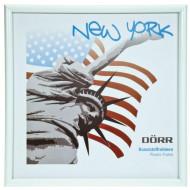 Dörr New York Square képkeret 30x30cm, fehér D801376