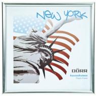 Dörr New York Square képkeret 30x30cm, ezüst D801377