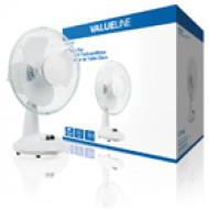 """Valueline 9""""-os asztali ventilátor, 2 sebességes"""