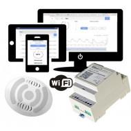 COMPUTHERM B300 Wi-Fi termosztát vezetékes hőérzékelővel