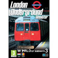 World of Subways 3: London (PC)