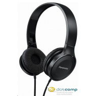 Panasonic RP-HF100E-K fekete fejhallgató RP-HF100E-K