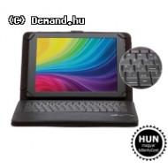 "Alcor BT-100 9-10"" tablet tok + bluetooth billentyűzet HU"
