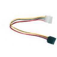 Gembird S-ATA tápkábel átalakító /CC-SATA-PS/