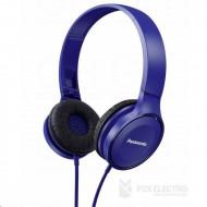Panasonic RP-HF100E-A kék fejhallgató RP-HF100E-A