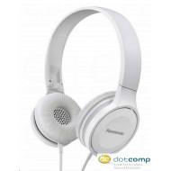 Panasonic RP-HF100E-W fehér fejhallgató RP-HF100E-W