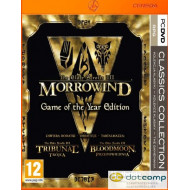 The Elder Scrolls III - Morrowind Goty /CC/ (PC)