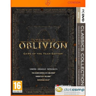 The Elder Scrolls IV: Oblivion Game of the Year Edition /CC/ (PC)