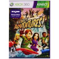 Microsoft Kinect Adventures Xbox360  - használt