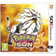 NINTENDO 3DS Pokémon Sun 3DS_POKEMON_SUN