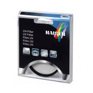KAISER UV szűrő, mind két oldal bevonattal ellátott, 49 mm