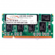 CSX 1GB DDR 400Mhz  SODIMM