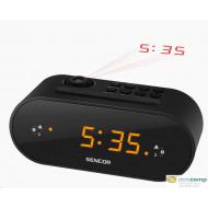 Sencor SRC 3100 B ébresztőórás rádió fekete