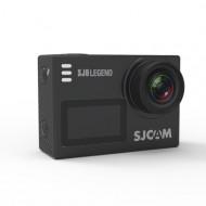 """SJCAM SJ6 LEGEND sportkamera, 4K (2880x2160) 24fps videofelbontás, 16 Mp képfelbontás, wifi, 2"""" érintőképernyős hátoldali kijelző, előlapi kijelző, külső mikrofon és SJCAM távirányító (nem tartozék), gyro stabilizátor, WDR, mozgásérzékelés, SJ6"""