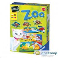 Ravensburger Logo Zoo állatok és kölykeik társasjáték /83111/