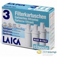 Laica Classic Vízszűrőbetét 3db /F3A3/