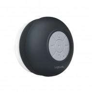 Logilink Wireless shower speaker, black SP0052