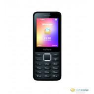 myPhone 6310 mobiltelefon fekete