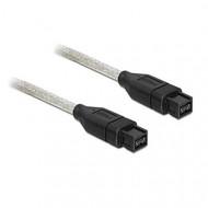 Delock Firewire 9/9 (IEEE-1394) M/M adatkábel 3m