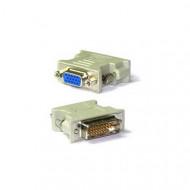 OEM DVI-I - VGA M/F adapter