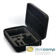 SJ/GP-75 kamerartartó táska, kis méret (17x12x7 cm) sportkamerához (SJCAM, GoPro)
