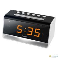Sencor SDC 4400W ébresztőóra LED éjszakai fénnyel