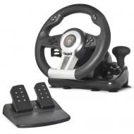 Spirit of Gamer Kormány - RACE WHEEL PRO 2 (kormány+pedálok+váltó, PC / PS3/4 / XBOX One kompatibili