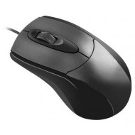 Optical mouse Natec RUFF 1000 DPI, OEM, USB, Black NMY-0877