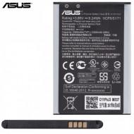 ASUS Asus C11P1428 (Zenfone 2 Laser) kompatibilis akkumulátor 2400mAh Li-ion, OEM jellegű, ECO csomagolásban C11P1428
