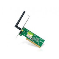 TP-LINK TL-WN751ND 150M Wireless N PCI kártya  - használt