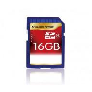 SILICON POWER 16GB SD CL10