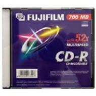 Fujifilm CD-R írható CD lemez 700MB vékony tok