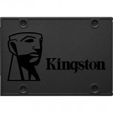 "KINGSTON 2.5"" SSD SATA3 120GB Solid State Disk, A400 SA400S37/120G"