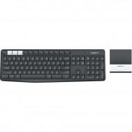 Logitech K375s Multi-Device Wireless Keyboard and Stand Combo 920-008181