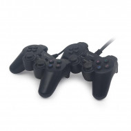 Gembird Double PC USB dual vibration gamepad JPD-UDV2-01 JPD-UDV2-01