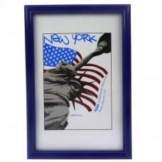 Dörr New York képkeret 15x20, kék D801060