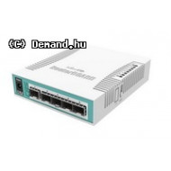 MikroTik CRS106-1C-5S L5 5xSFP 1G, 1xGigabit LAN PoE / SFP combo, Desktop case MT CRS106-1C-5S